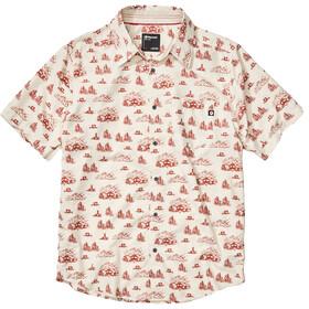 Marmot Syrocco SS Shirt Men, moonbeam camping